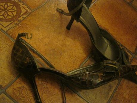 hnedé boty, 39