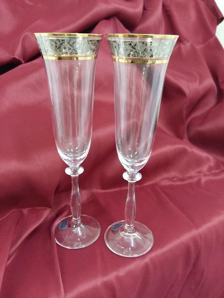 Svadobné poháre - NOVÝ TOVAR,
