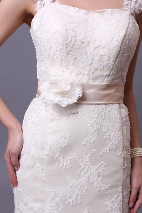 Svadobné šaty na predaj 36-38 , 38