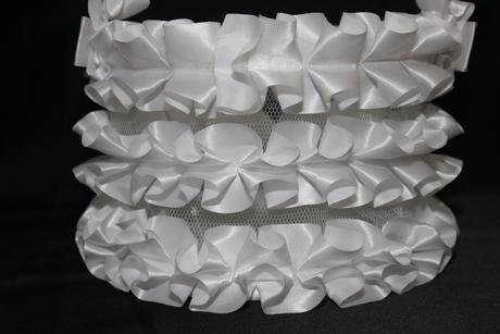 svadobný košík na kvety,