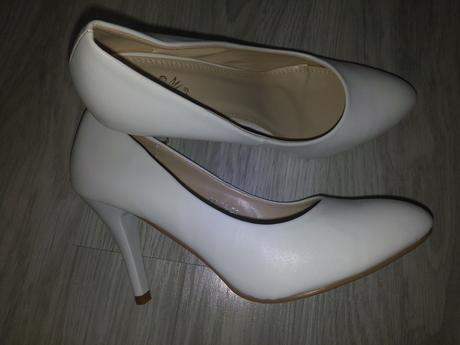 Svadobny obuv, 39