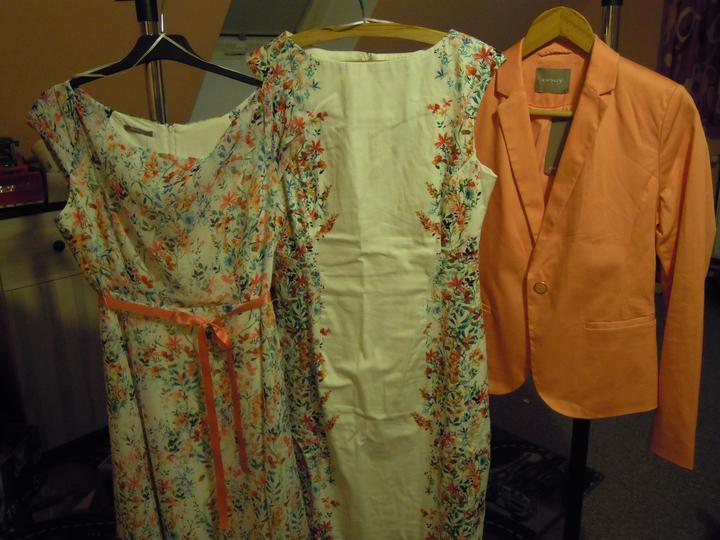 aab85d62f410 Šaty a sako orsay