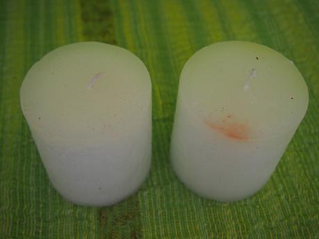 Svíčky bílé,
