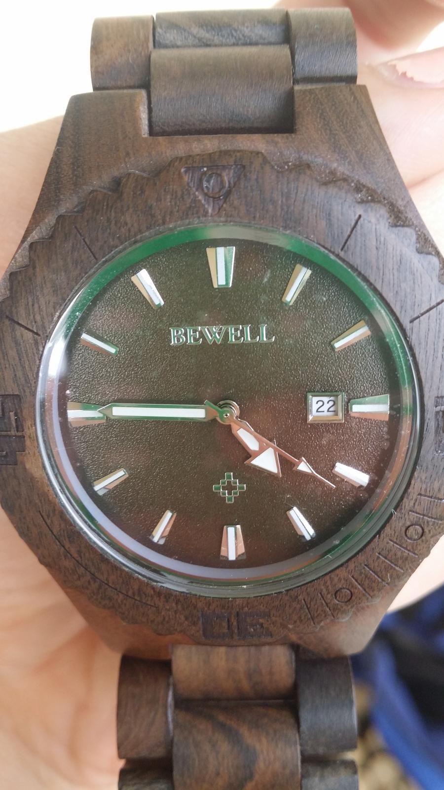 Drevene hodinky zn.rewell a2a288c18b3