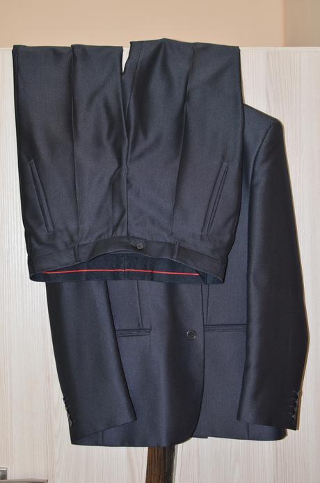 Pánský oblek Bandi vel.48/170, 48