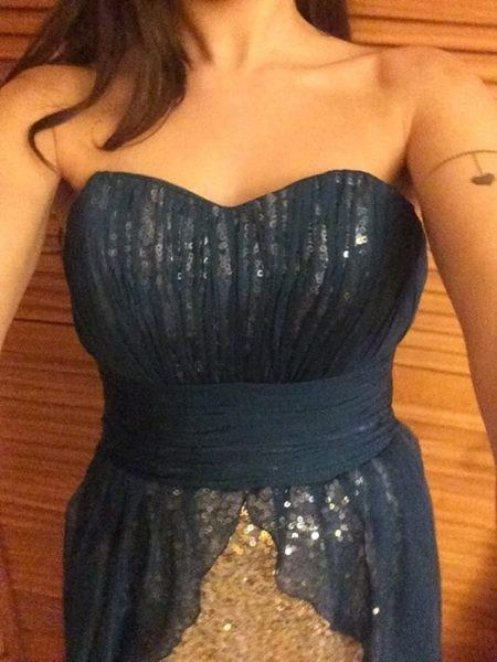 originální luxusní šaty Grace Karin uni vel. xs-l, S