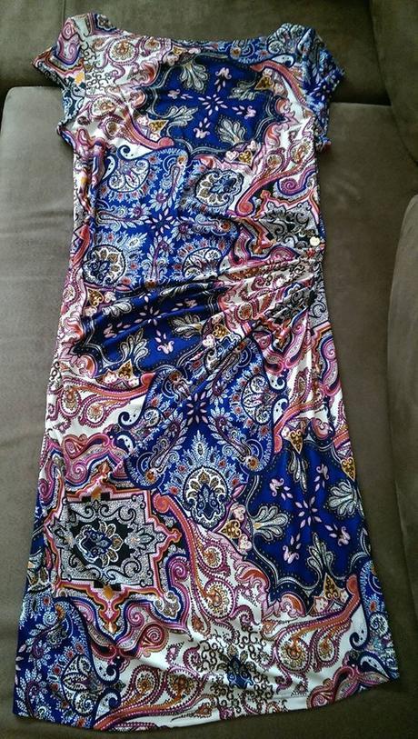 Moderné elegantné šaty zn. Chantall, 40