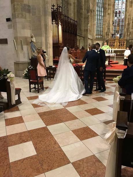 Rozprávkové Pronovias svadobné šaty, 32