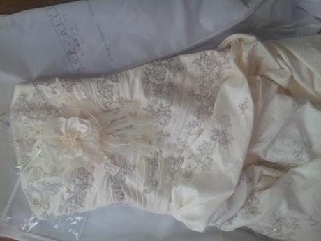 Svatební šaty Pronovias Octubre - 36, 36