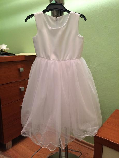 šaty pre malú družičku, 92
