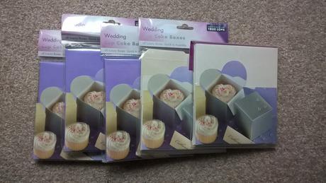 Cupcake krabička 8ks 7,5cm,