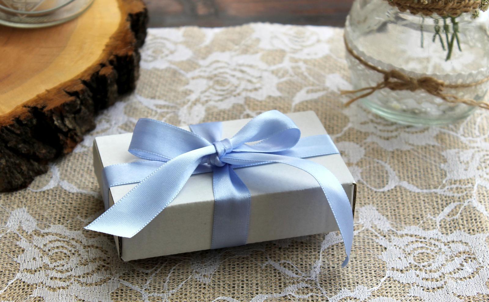 7a230bd63556 Darčekové krabičky pre svadobčanov - 50ks