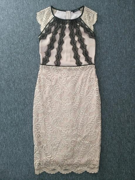 1064d5e4c51b nenosené čipkované Orsay MIDI šaty