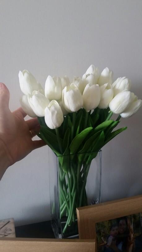 umele tulipany 21ks,