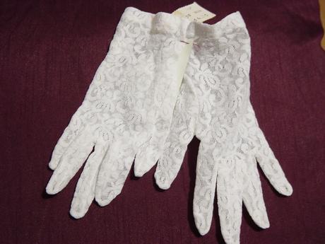 2 rukavičky - družička/1.sv. pr.,