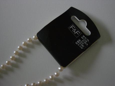 Posledný perličkový náhrdelník,