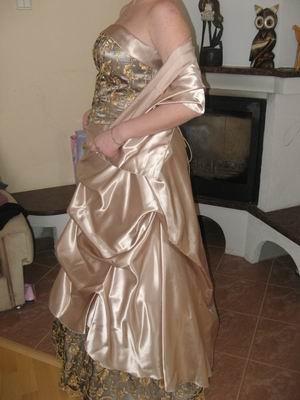 Korzetové šaty veľ. 44, 44
