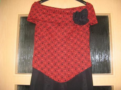 Spoločenské šaty v. 38 - aj pre tehulky, 38