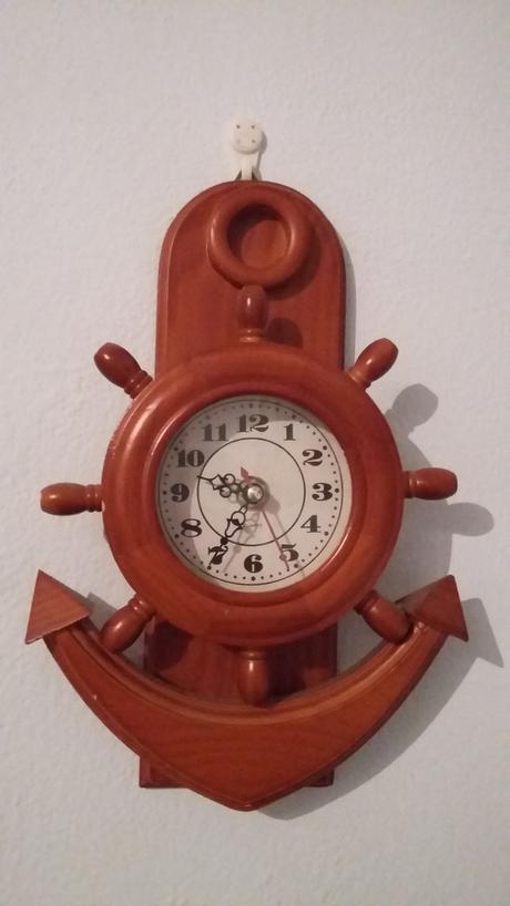 námornícke hodiny,