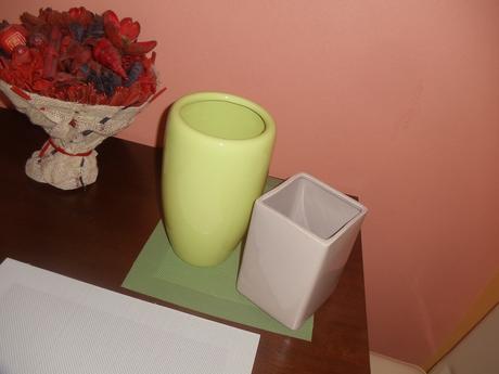 váza 2 ks,