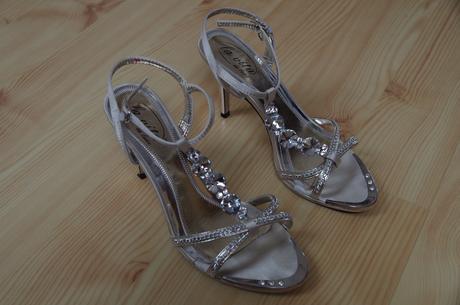 Spoločenské sandálky, 38