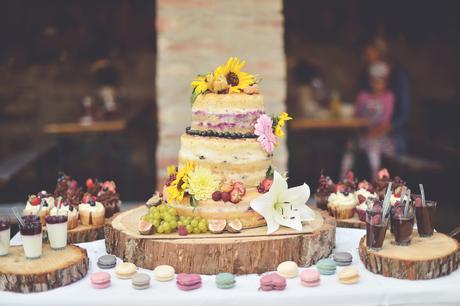Dřevěné koláče/podnosy,