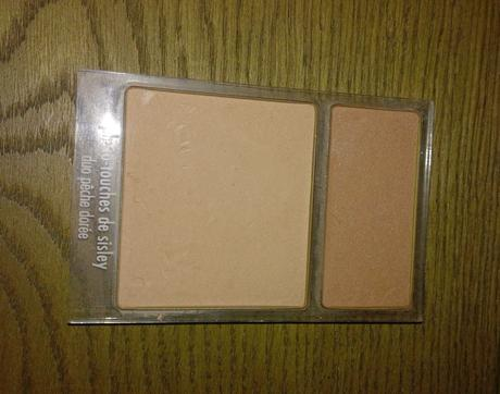 Sysley pudr, bronzer,