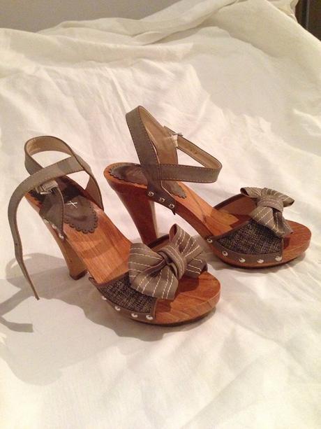 sandálky, 38