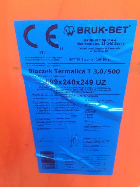 Termalica T500,24cm,