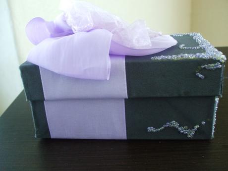 6f05be621 Dekoračná darčeková krabica s mašľou, - 3 € | Bazár pre bývanie ...