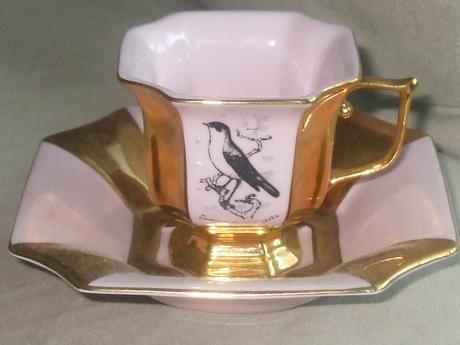 Karlovarský Ružový porcelán Chodov - Empír 380 ,