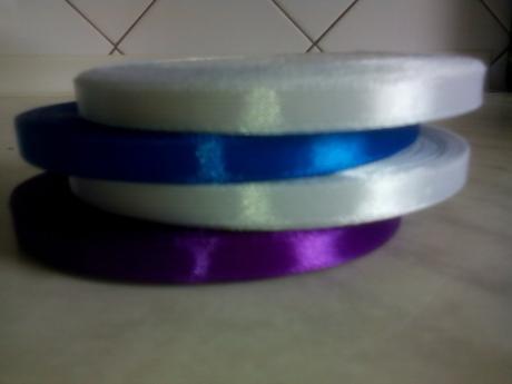 stuhy sirka 6 mm, kralovka modra a fialova,