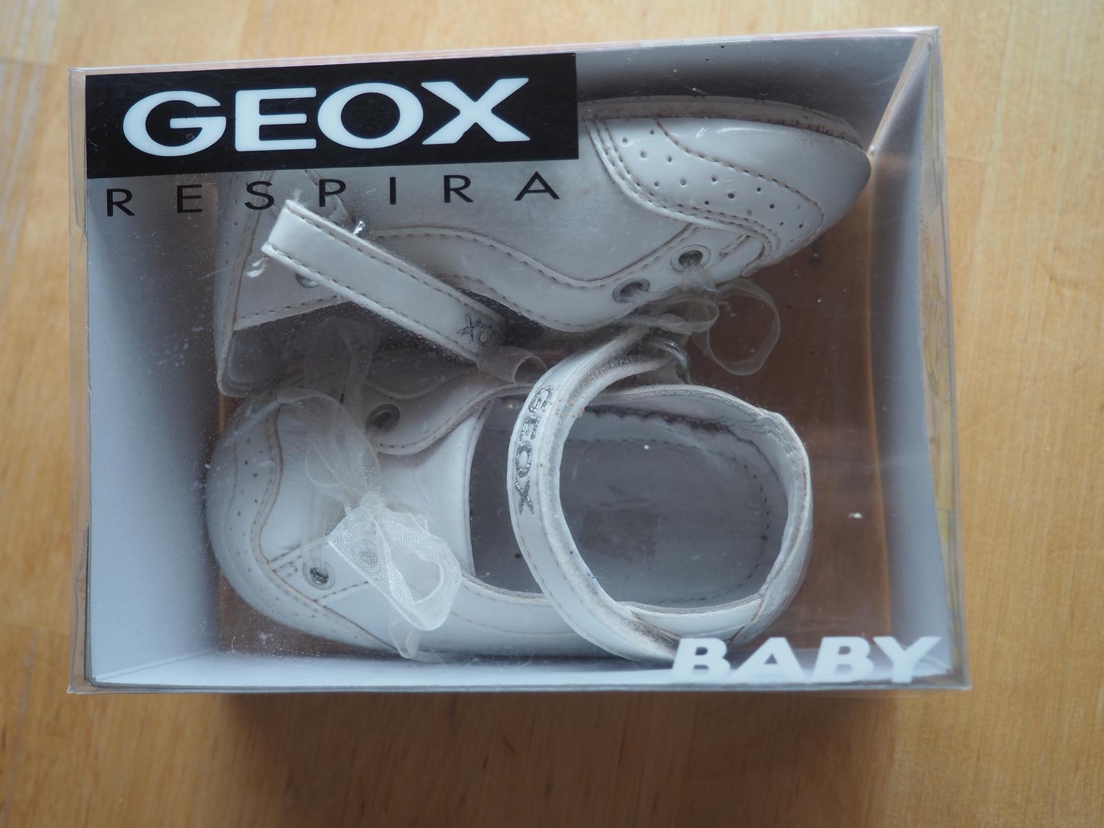 Capáčky první botičky geox f3901140d1