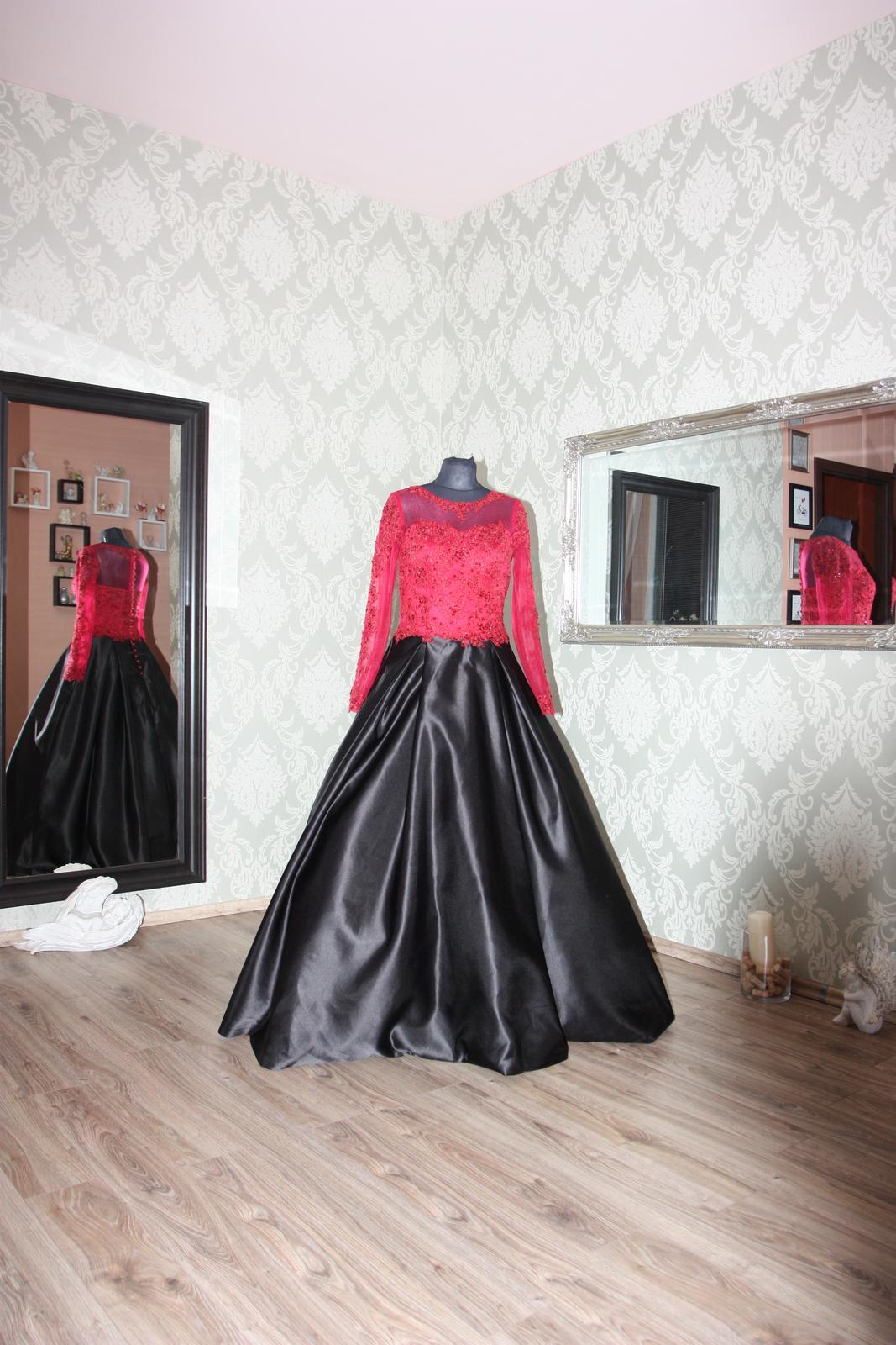 Svadobné   spoločenské šaty na mieru  a60e96d0265