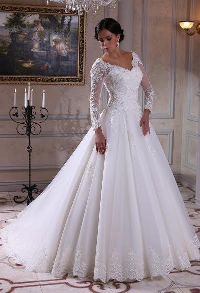 Svadobné šaty ihneď k odberu, 34