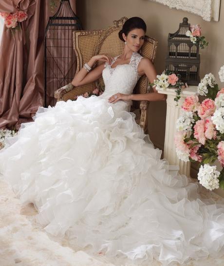 Svadobné šaty na mieru,