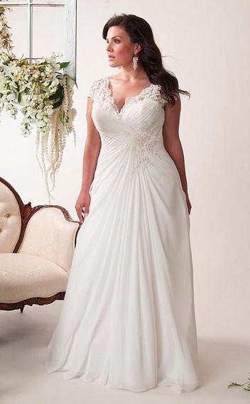 Svadobné šaty na mieru, 46