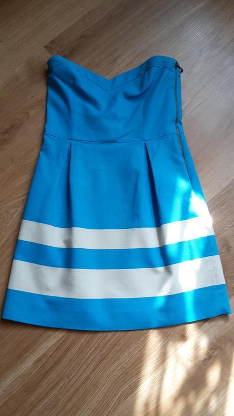 Krátke šaty zn.ZARA, M