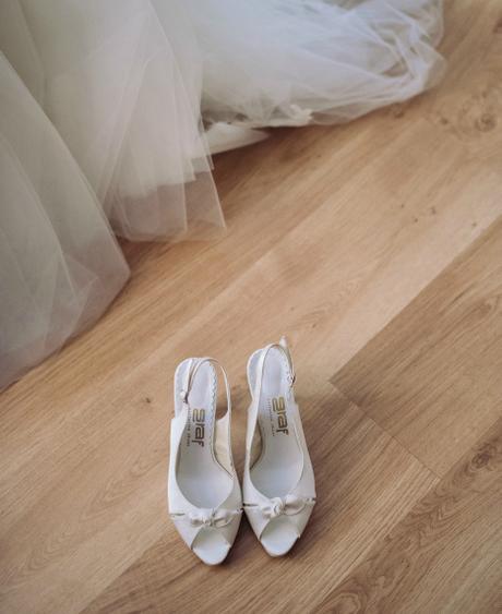 Pohodlne svadobne topanky , 39