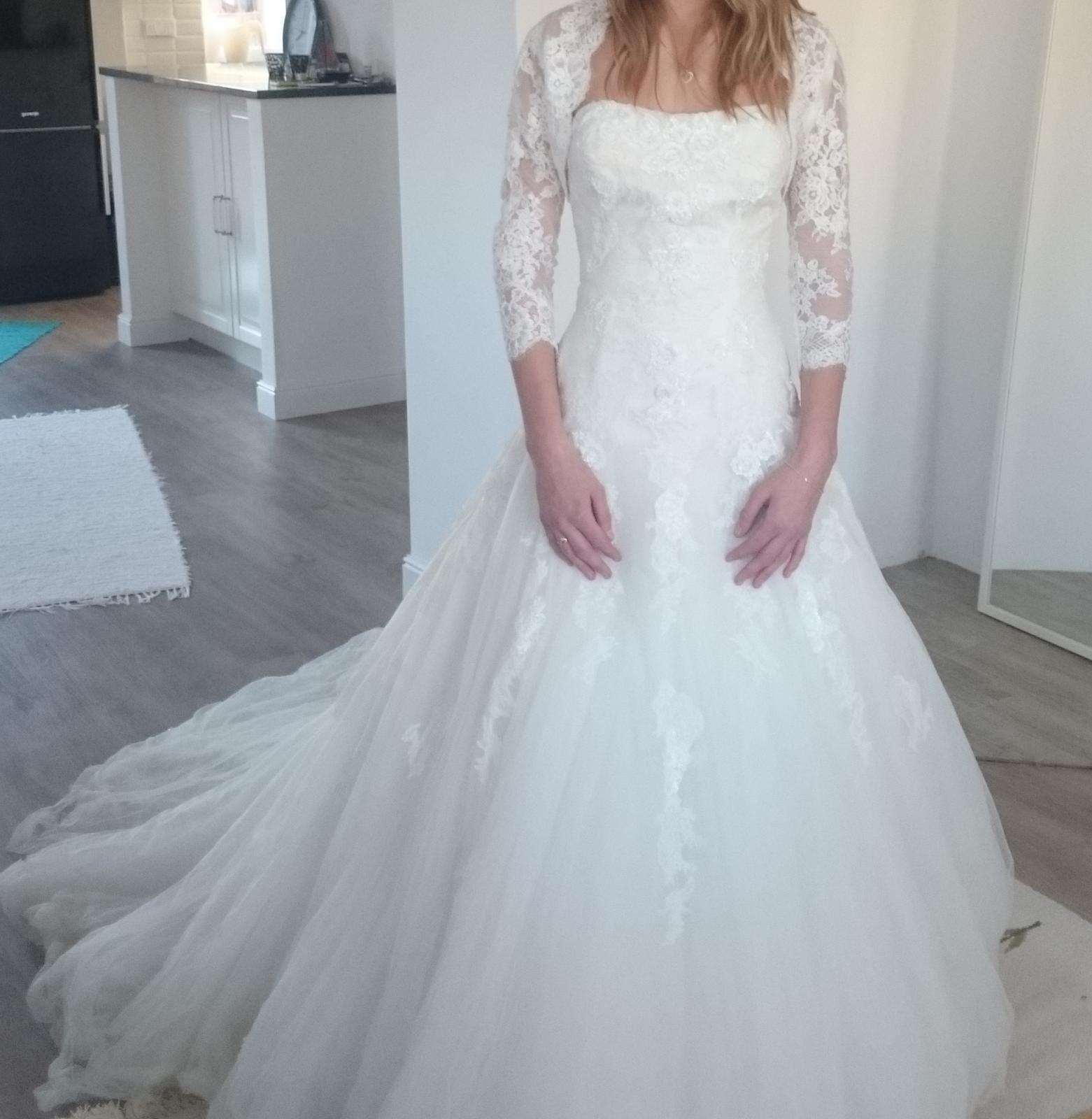 Svatební šaty pronovias barroco 9495bfa81e