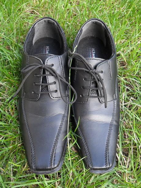 chlapecká společenská obuv vel. 38, 38