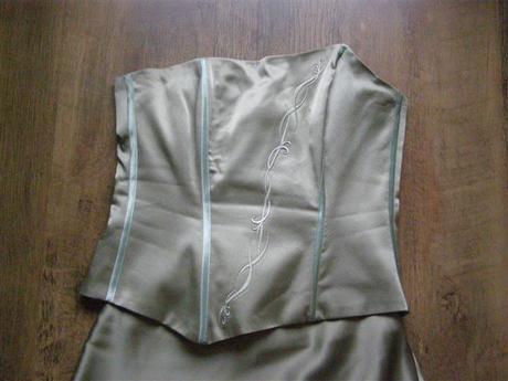 Spoločenské šaty - zelené, 38