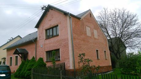 Rodinný dům Podlesí u Dolního Žandova,