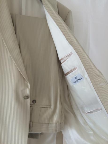 Na predaj pánsky oblek zn. Wilworst, 52