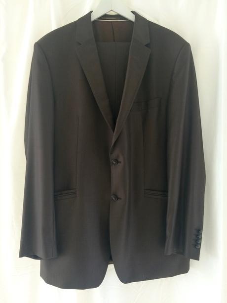 Na predaj pánsky oblek zn. Wilworst, 54