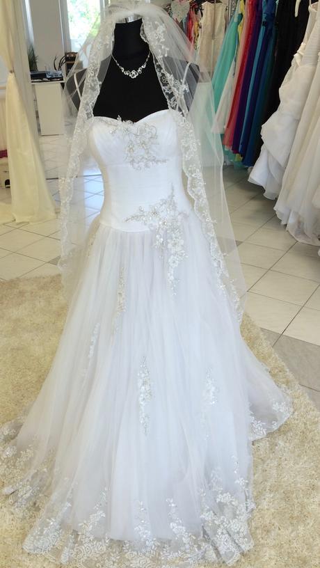 Svadobné šaty zn. Romantica, 38