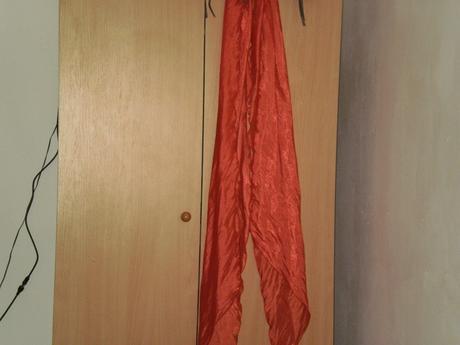 Červené šaty, č. 36-38, 38