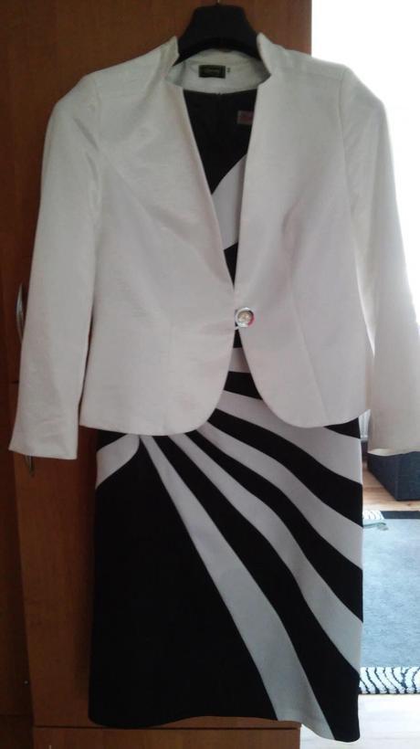 šaty +sako, 46