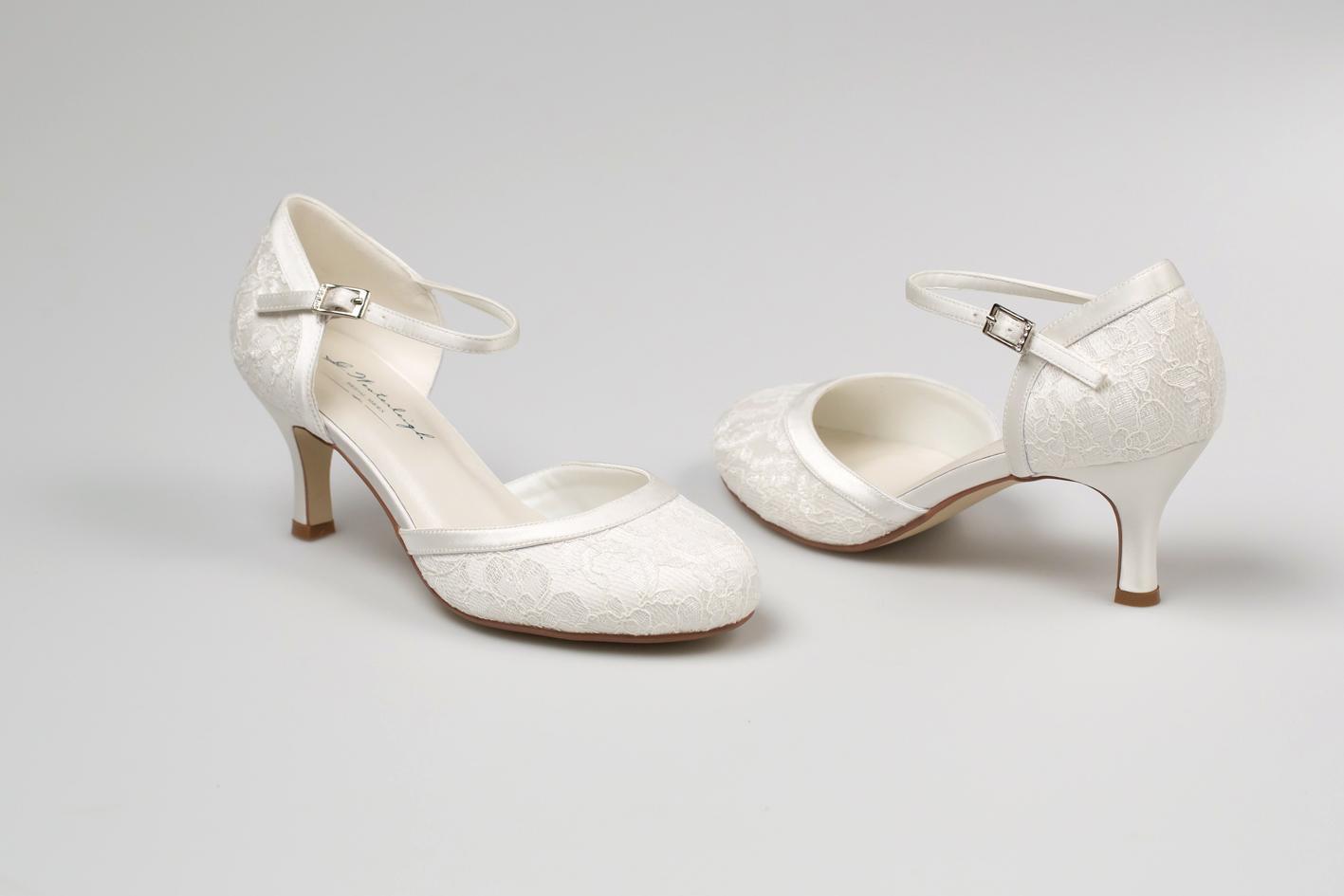 6b6cc4d21570 Svadobné topánky daisy
