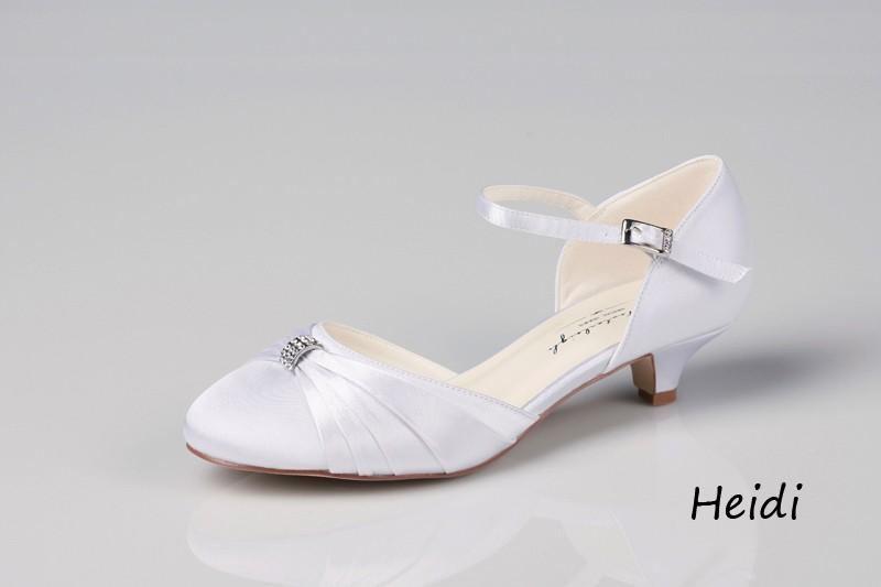 8edef90acce0 Svadobné topánky heidi